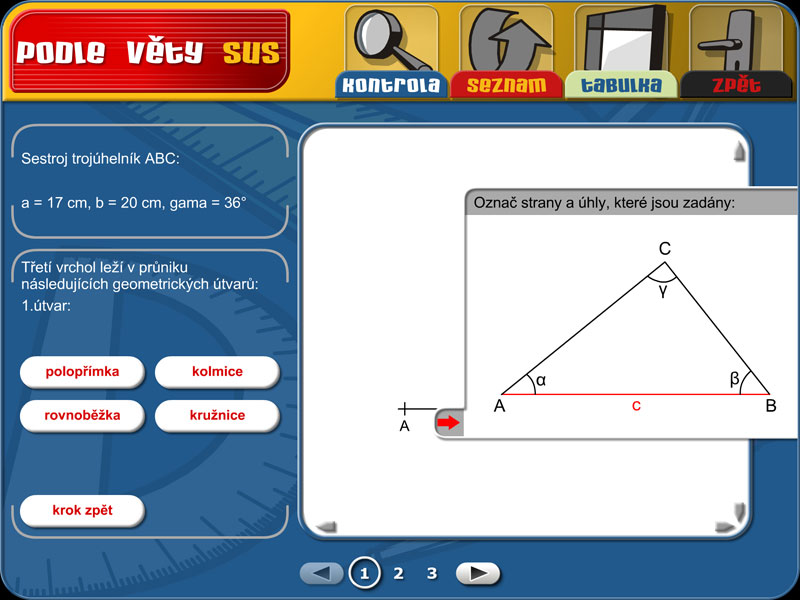 Geometrie 1 | 1