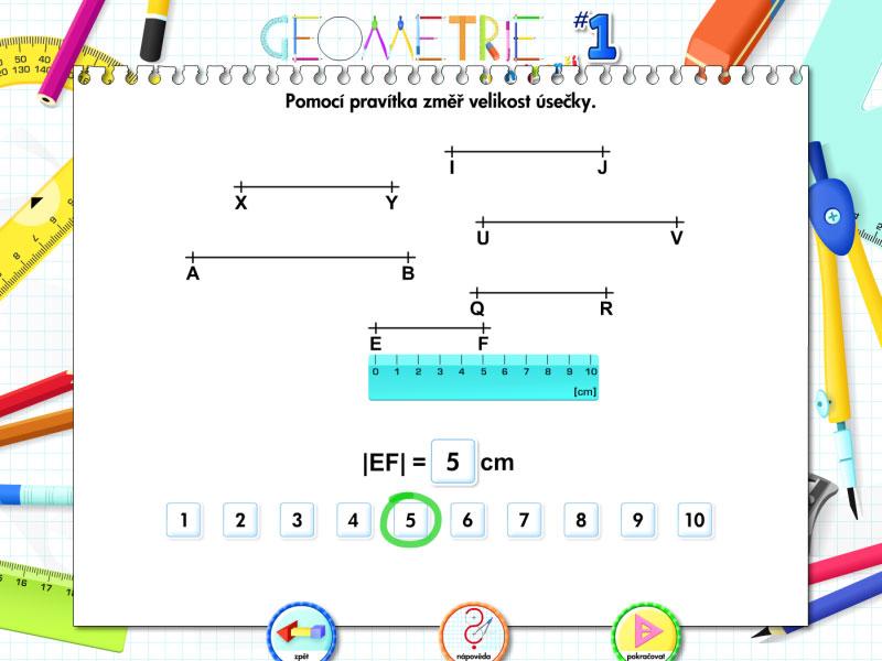 Geometrie pro nejmenší 1   1