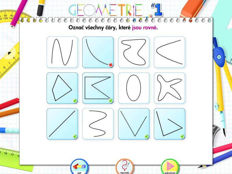 Geometrie pro nejmenší 1 | 1