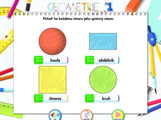 Geometrie pro nejmenší 1   2