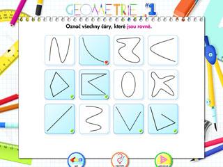 Geometrie pro nejmenší 1 | 3