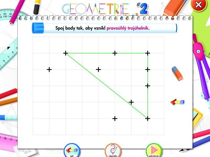 Geometrie pro nejmenší 2