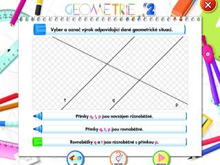 Geometrie pro nejmenší 2 | 3