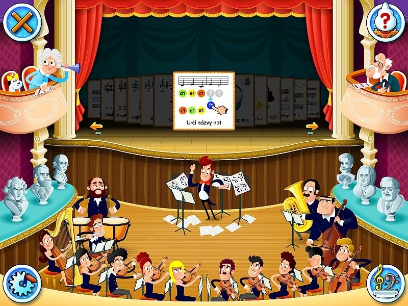 Hudební výchova 1