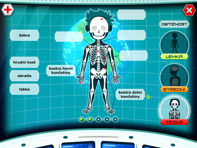 Lidské tělo | 1