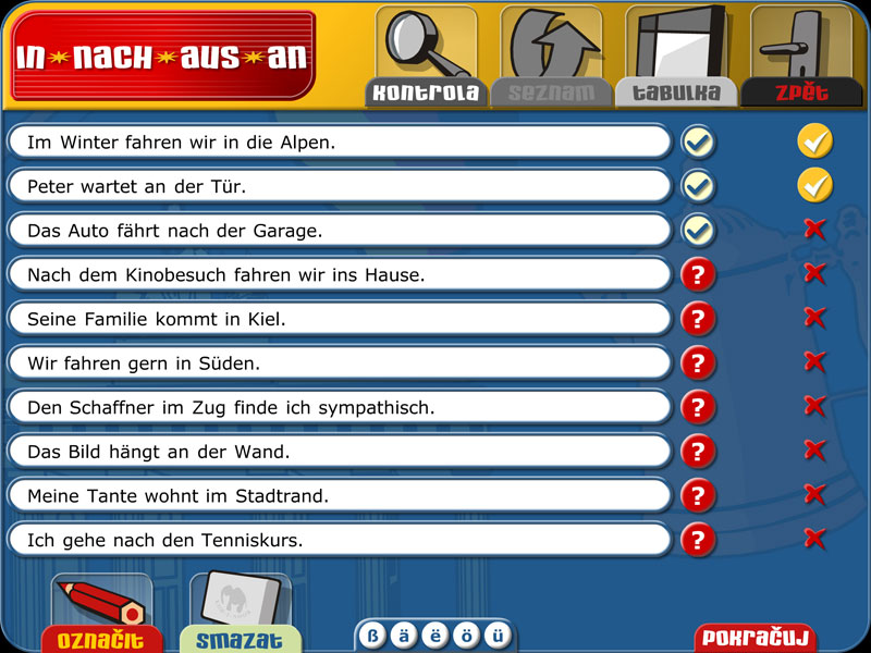 Němčina 1 | 1