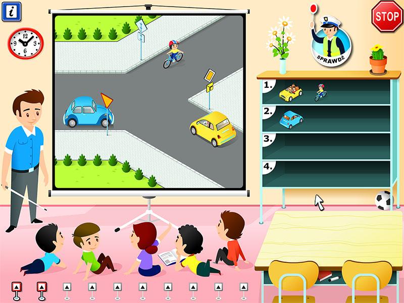 Bezpieczeństwo w ruchu drogowym | 1