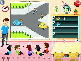 Bezpieczeństwo w ruchu drogowym | 3