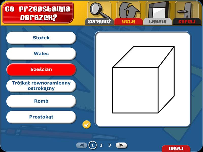 Geometria 2 - Obliczenia i pomiary | 1