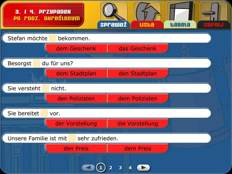 Język niemiecki | 1