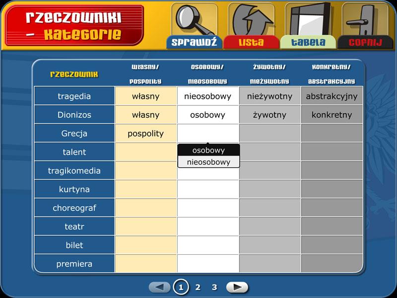 Język polski 1 | 1