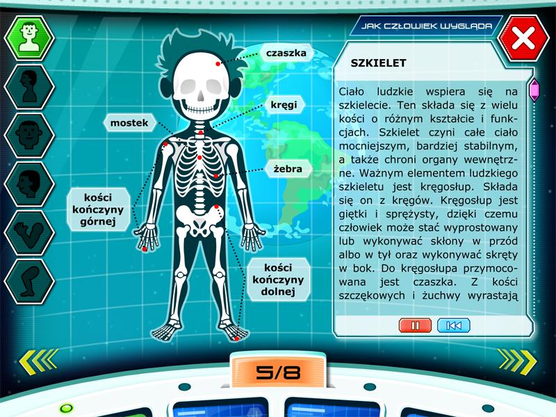 Ludzkie ciało | 1