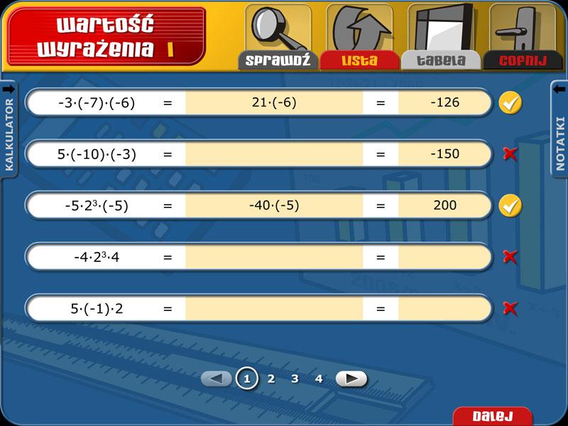 Matematyka 2 - Algebra | 1