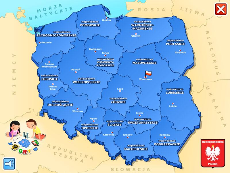 Polska i jej województwa | 1