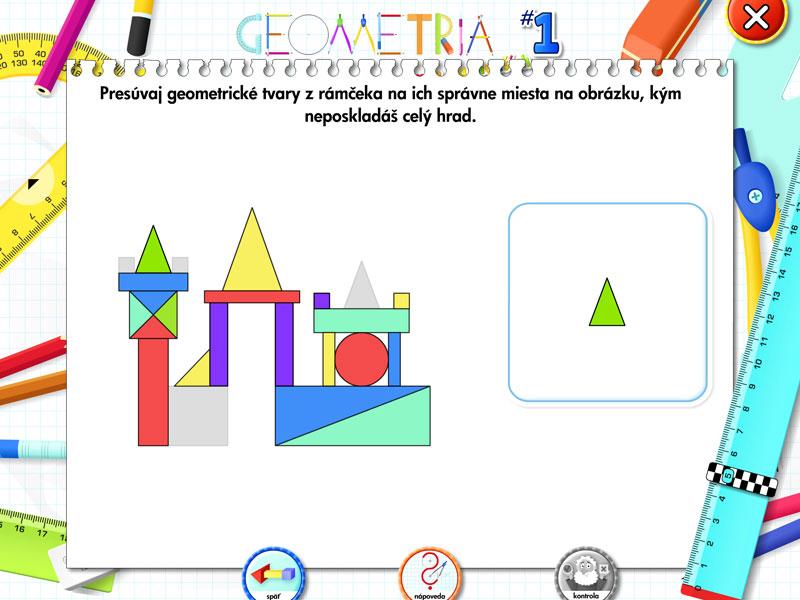 Geometria pre najmenších 1   1
