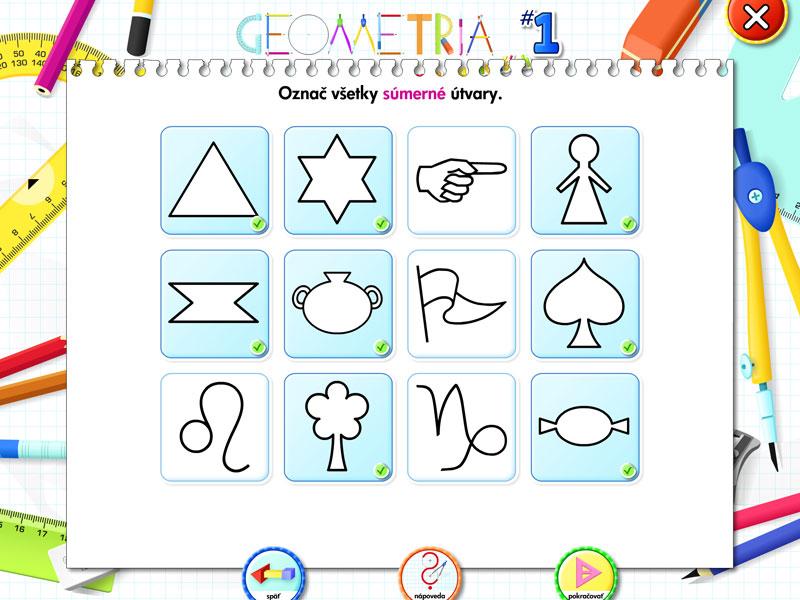 Geometria pre najmenších 1 | 1