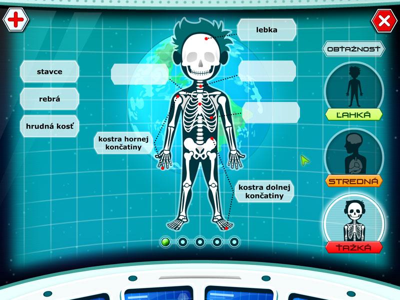 Ľudské telo | 1