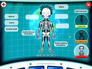 Ľudské telo | 3