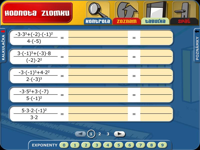 Matematika 2  | 1