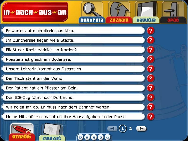 Nemčina 1 | 1