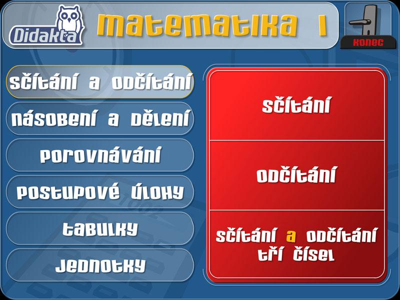 Didakta - Matematika