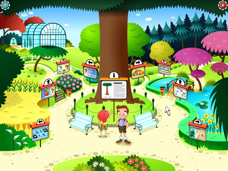 Všeználkova botanická zahrada